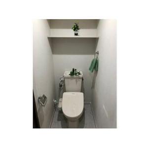 ガーデンホーム幡ヶ谷(2階,)のトイレ