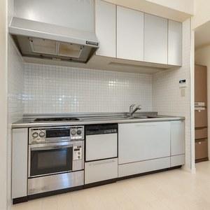 スタジオキュービィ千歳烏山(5階,6980万円)のキッチン