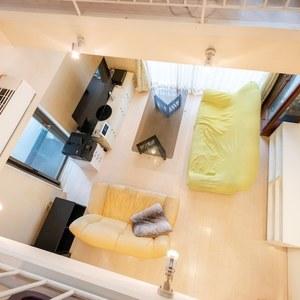スタジオキュービィ千歳烏山(5階,6980万円)の居間(リビング・ダイニング・キッチン)