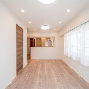パークサイド用賀(4階,)の居間(リビング・ダイニング・キッチン)
