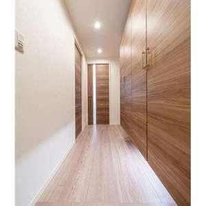 パークサイド用賀(4階,)のお部屋の廊下