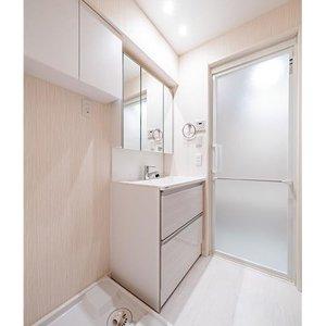 パークサイド用賀(4階,)の化粧室・脱衣所・洗面室