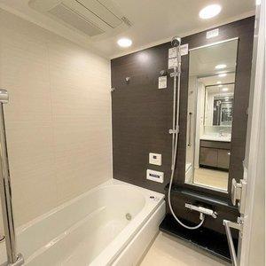 ザパークハウス杉並和田(5階,6480万円)の浴室・お風呂