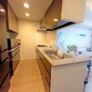 ザパークハウス杉並和田(5階,6480万円)のキッチン