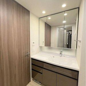 ザパークハウス杉並和田(5階,6480万円)の化粧室・脱衣所・洗面室