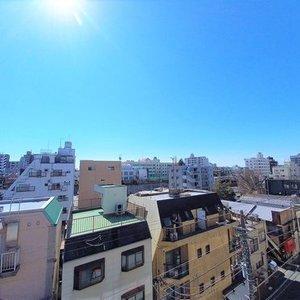 ザパークハウス杉並和田(5階,6480万円)のお部屋からの眺望