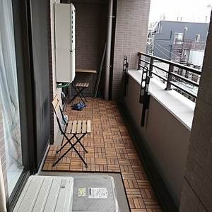 ナイスアーバン本所吾妻橋(4階,6980万円)のバルコニー