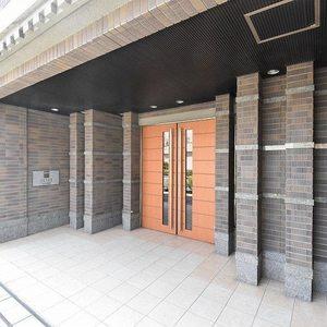 ナイスアーバン本所吾妻橋のマンションの入口・エントランス