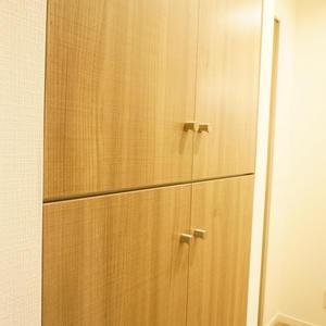 日商岩井日本橋浜町マンション(5階,)のお部屋の玄関