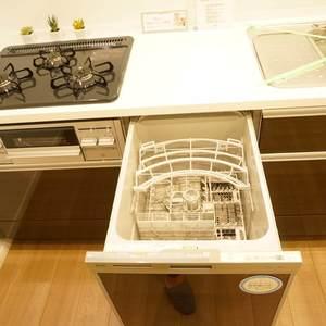 日商岩井日本橋浜町マンション(5階,)のキッチン