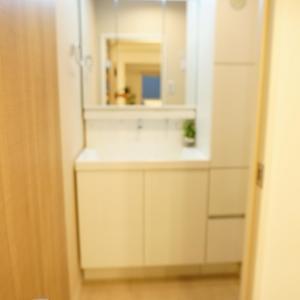 日商岩井日本橋浜町マンション(5階,)の化粧室・脱衣所・洗面室