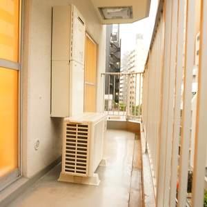 日商岩井日本橋浜町マンション(5階,)のバルコニー
