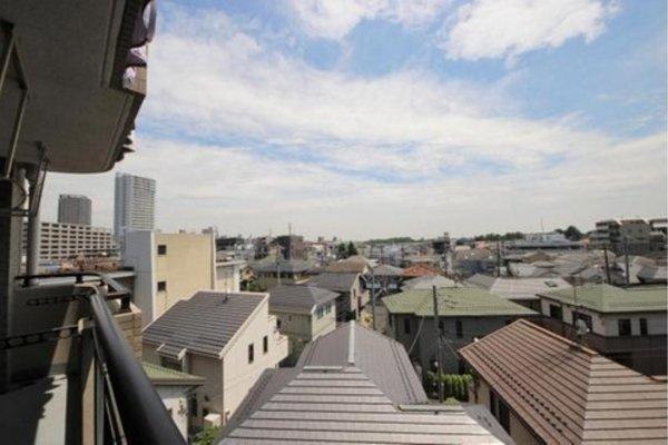 セザールパークサイド石神井公園4898万円