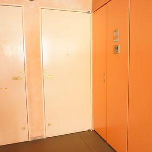 ジェイパーク目黒東山(1階,)のフロア廊下