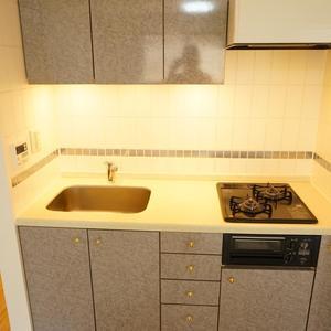 ジェイパーク目黒東山(1階,)のキッチン