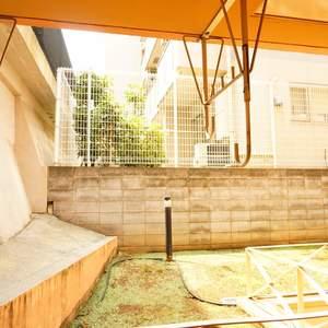 ジェイパーク目黒東山(1階,)のお部屋からの眺望