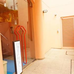 ジェイパーク目黒東山のマンションの入口・エントランス