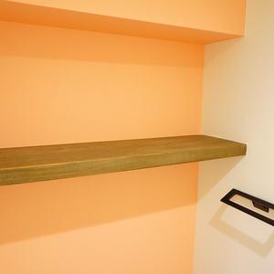 信濃町ハイム(4階,)のトイレ