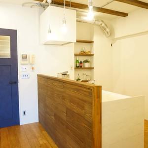 信濃町ハイム(4階,)のキッチン