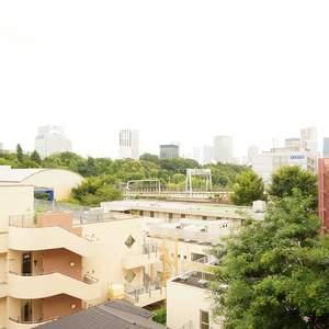 信濃町ハイム(4階,)のお部屋からの眺望