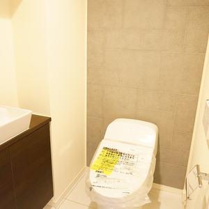 エンブレム下落合(3階,)のトイレ