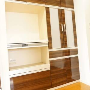 エンブレム下落合(3階,)のキッチン