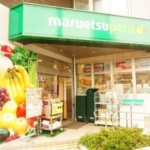 エンブレム下落合の周辺の食品スーパー、コンビニなどのお買い物
