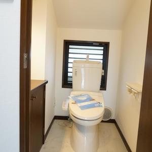 ルミエール落合(6階,4350万円)のトイレ