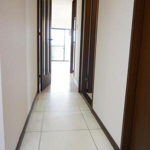 ルミエール落合(6階,4350万円)のお部屋の廊下