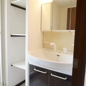ルミエール落合(6階,4350万円)の化粧室・脱衣所・洗面室