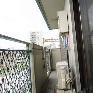 ルミエール落合(6階,4350万円)のバルコニー