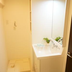 ルモン広尾(8階,)の化粧室・脱衣所・洗面室