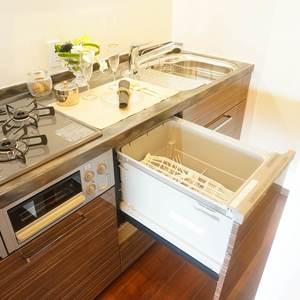 青葉台フラワーマンション(12階,5080万円)のキッチン
