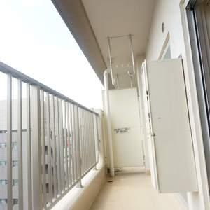 青葉台フラワーマンション(12階,5080万円)のバルコニー