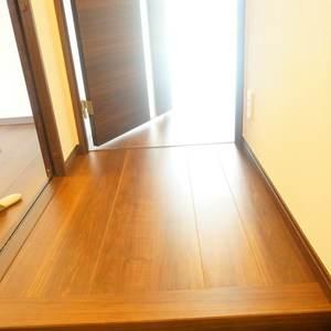 青葉台フラワーマンション(12階,5080万円)のお部屋の廊下