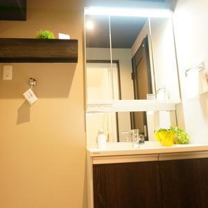 ネオハイツ田町(3階,4390万円)の化粧室・脱衣所・洗面室