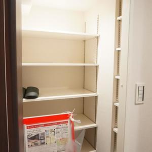 パシフィック白金台(5階,)のお部屋の玄関