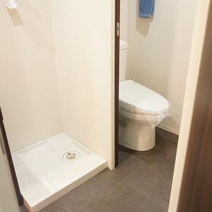 パシフィック白金台(5階,)のトイレ