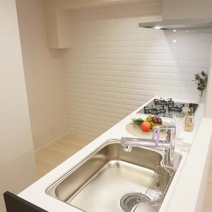 パシフィック白金台(5階,)のキッチン