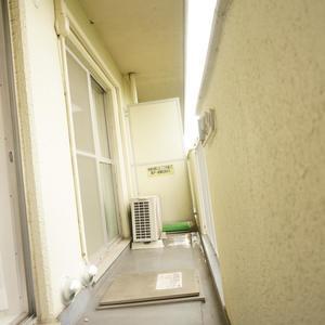 パシフィック白金台(5階,)のバルコニー
