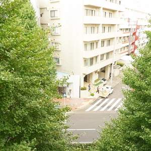 パシフィック白金台(5階,)のお部屋からの眺望