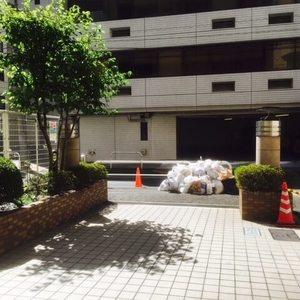 藤和シティホームズ島津山西のマンションの入口・エントランス