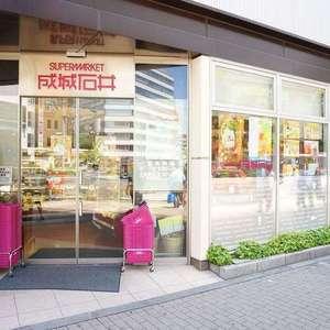 藤和シティホームズ島津山西の周辺の食品スーパー、コンビニなどのお買い物