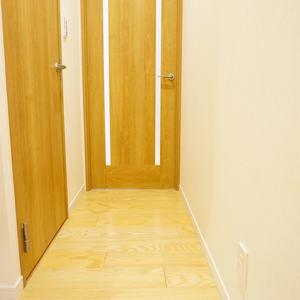 YKB御苑(3階,5490万円)のお部屋の廊下