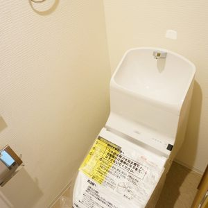 YKB御苑(3階,5490万円)のトイレ