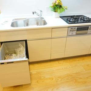 YKB御苑(3階,5290万円)のキッチン