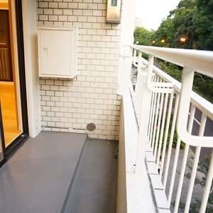 YKB御苑(3階,5490万円)のバルコニー