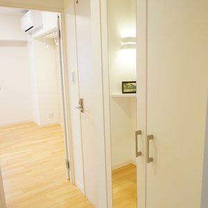 デリード日本橋箱崎(7階,)のお部屋の玄関
