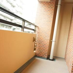 デリード日本橋箱崎(7階,)のバルコニー
