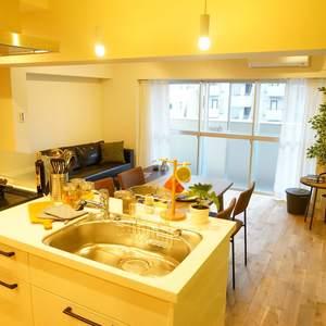 藤和高輪台コープ(4階,)のキッチン